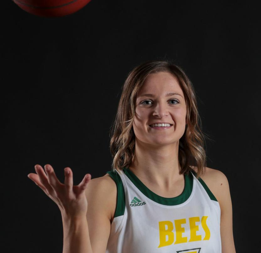 All-Area Girls Basketball Player of the Year: Sadie Lott, Bonneville