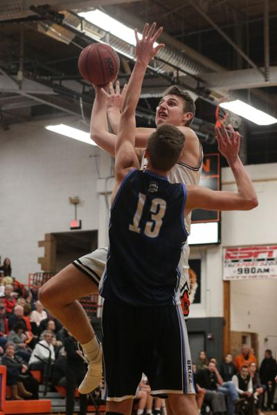 Idaho Falls vs Skyline boys basketball