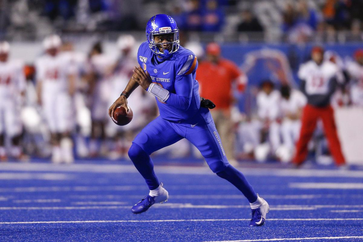 Boise State, Utah State both have intrigue at quarterback