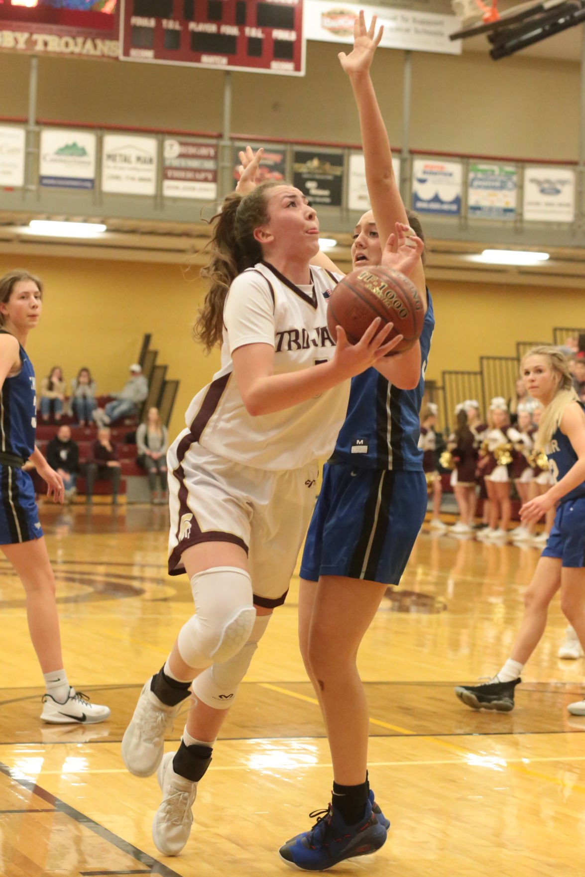 Rigby girls basketball season preview