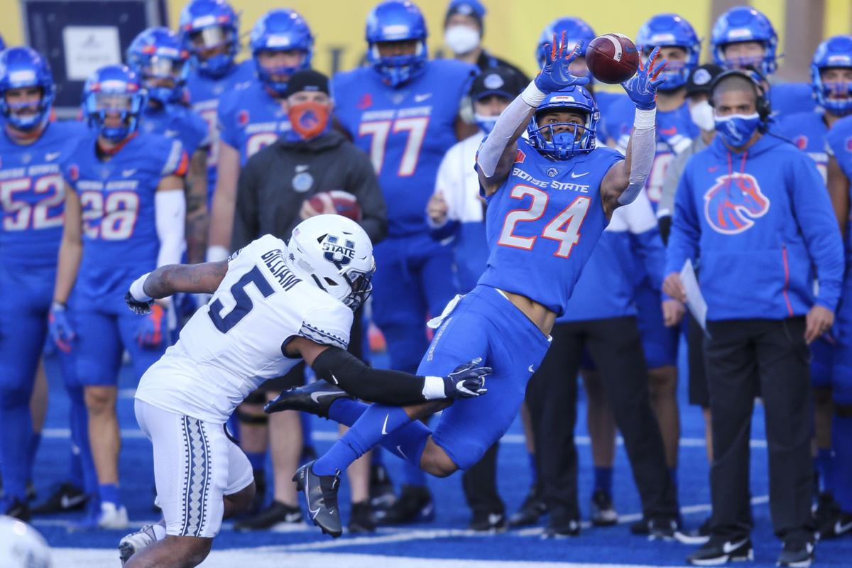 Boise State to take 'bubble' on the road for first time at Air Force