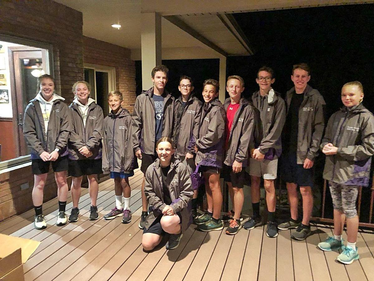 Snake River cross country has own version of Midnight Madness