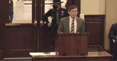 Rep. Steven Harris introduces constitutional amendment 1-12-21