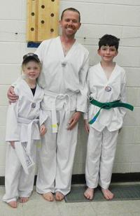3 martial artists promoted