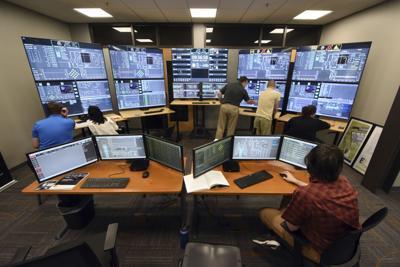 Nuclear simulation lab