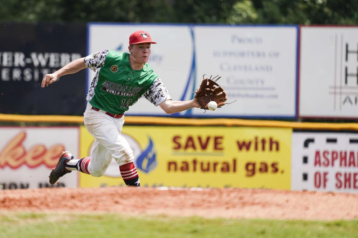 Bandits defeat Shrewsbury 4-0 for second win at American Legion World Series