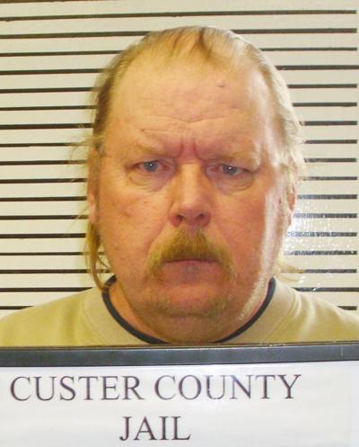 Mark Wilson jail mugshot