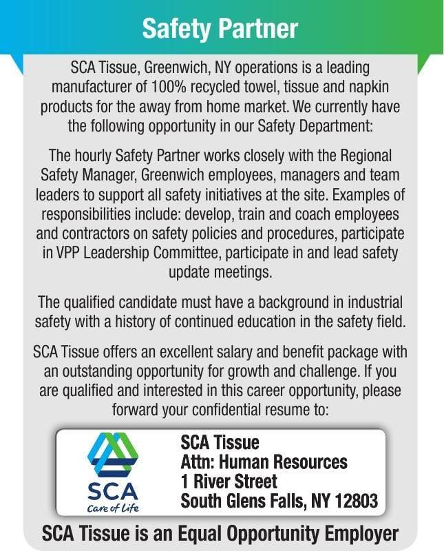 Safety Partner | Ad Vault | poststar.com