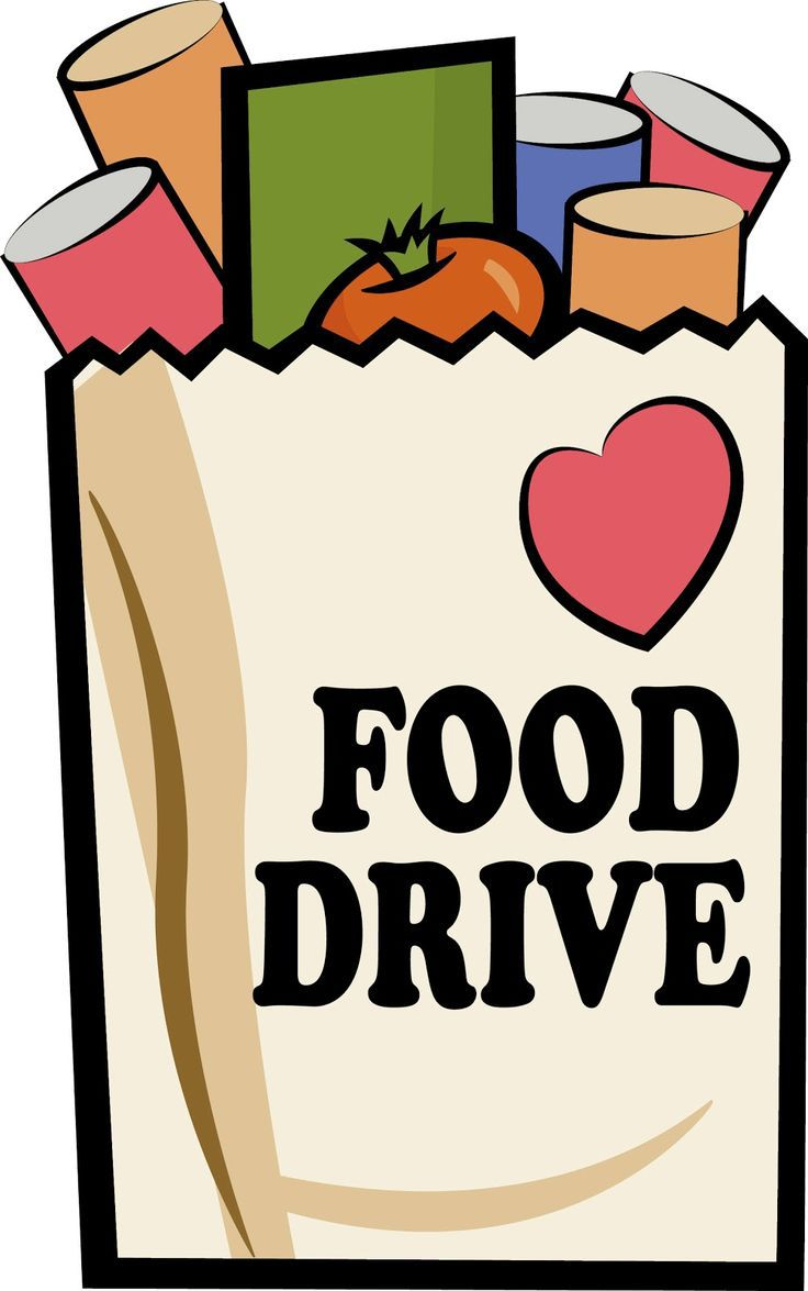 Slate Velley Center Food Drive 2018