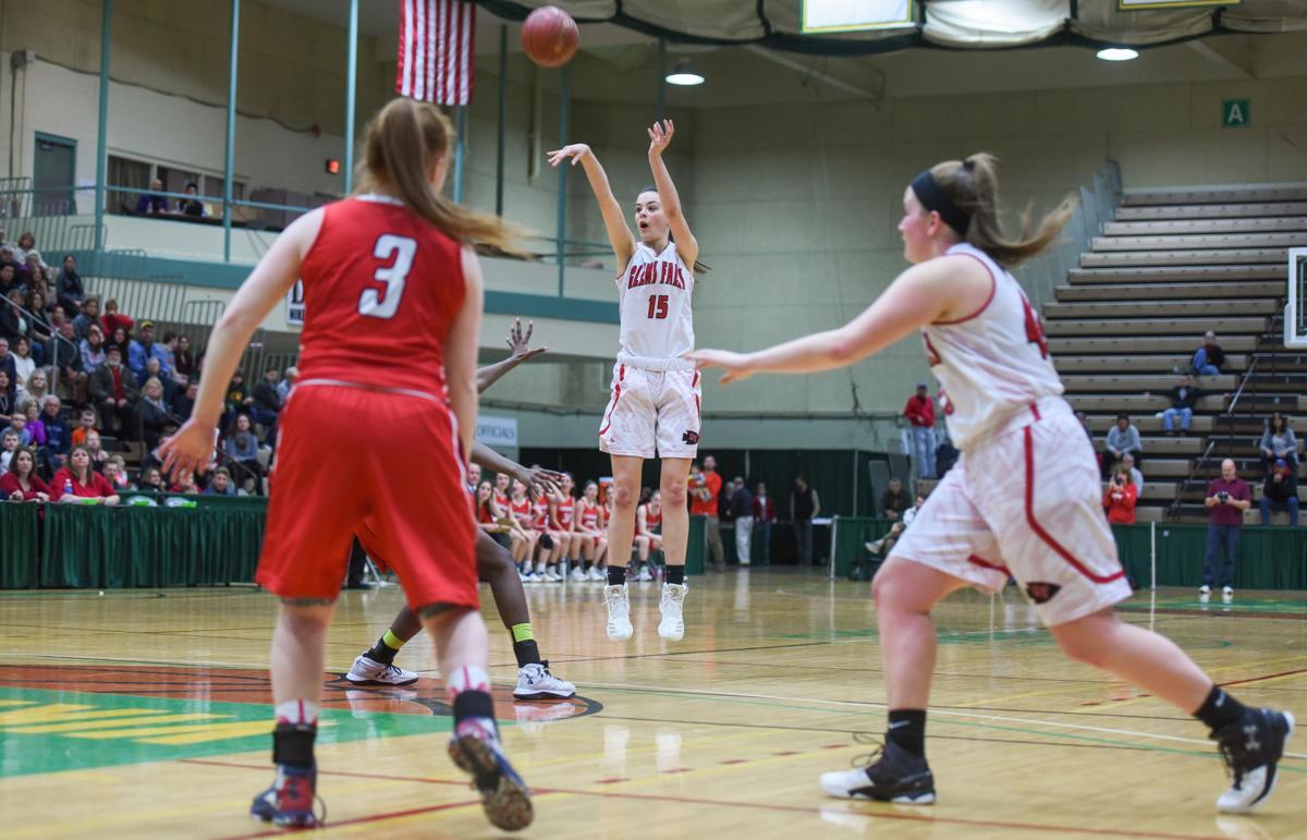 Girls basketball -- Glens Falls vs. Tamarac
