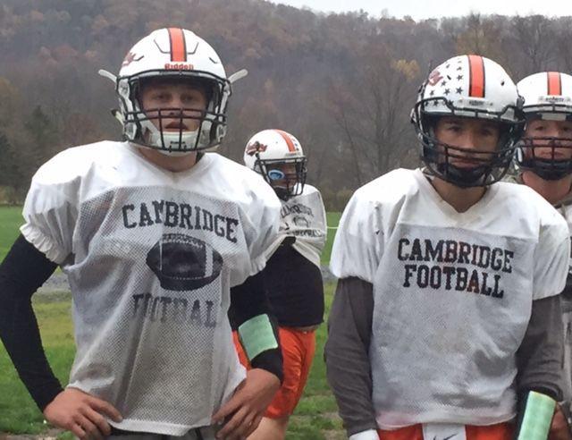 Cambridge players