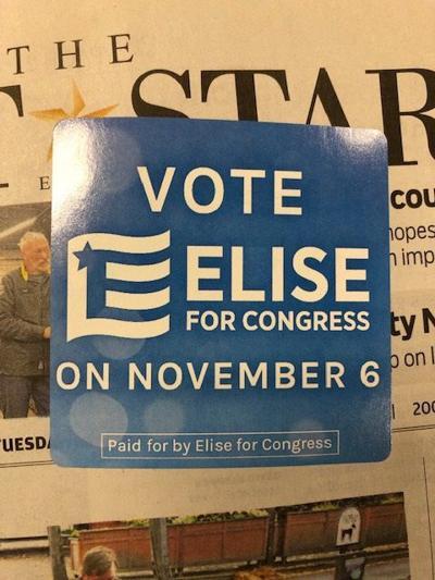 Elise sticker