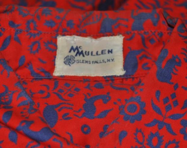 shirt factory mcmullen label