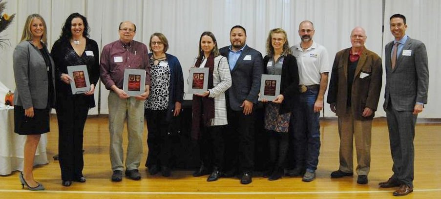Washington County businesses honored
