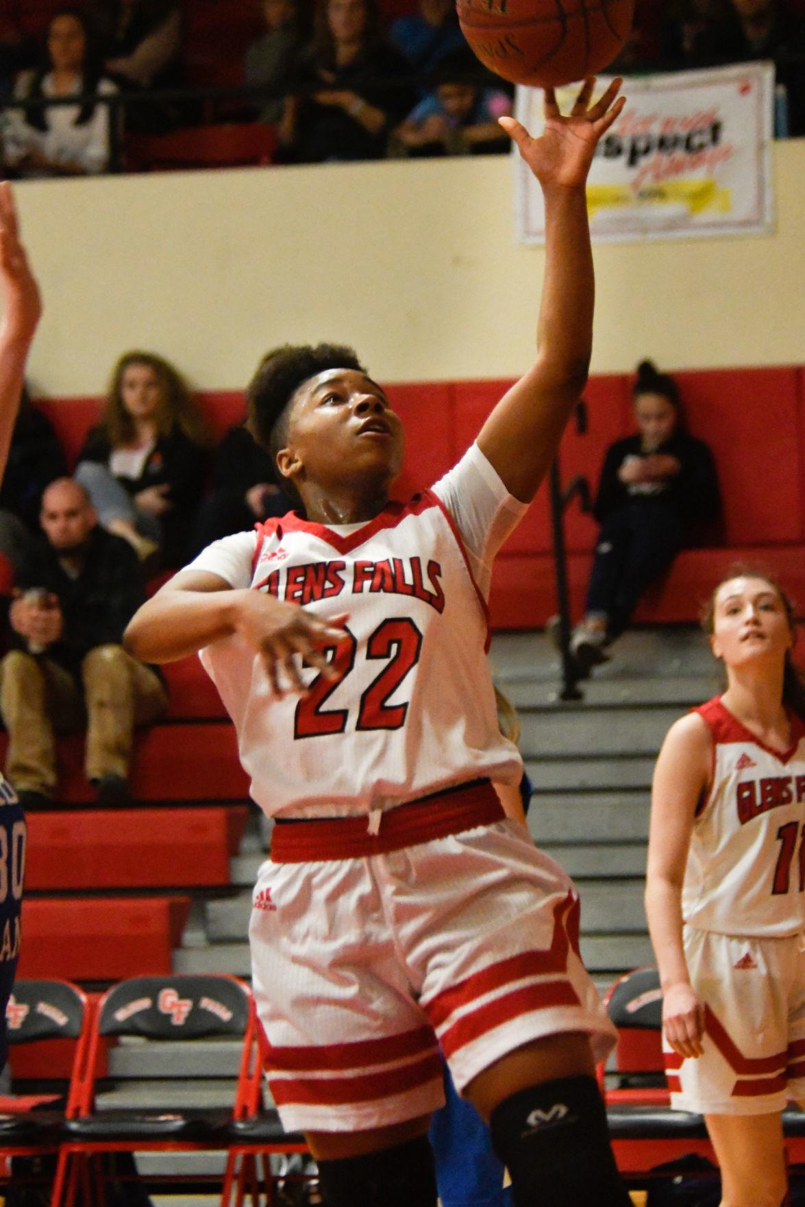 Girls Basketball -- Glens Falls vs. Ichabod Crane