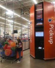 Walmart debuts 'Pickup Tower' | Local Business | poststar com