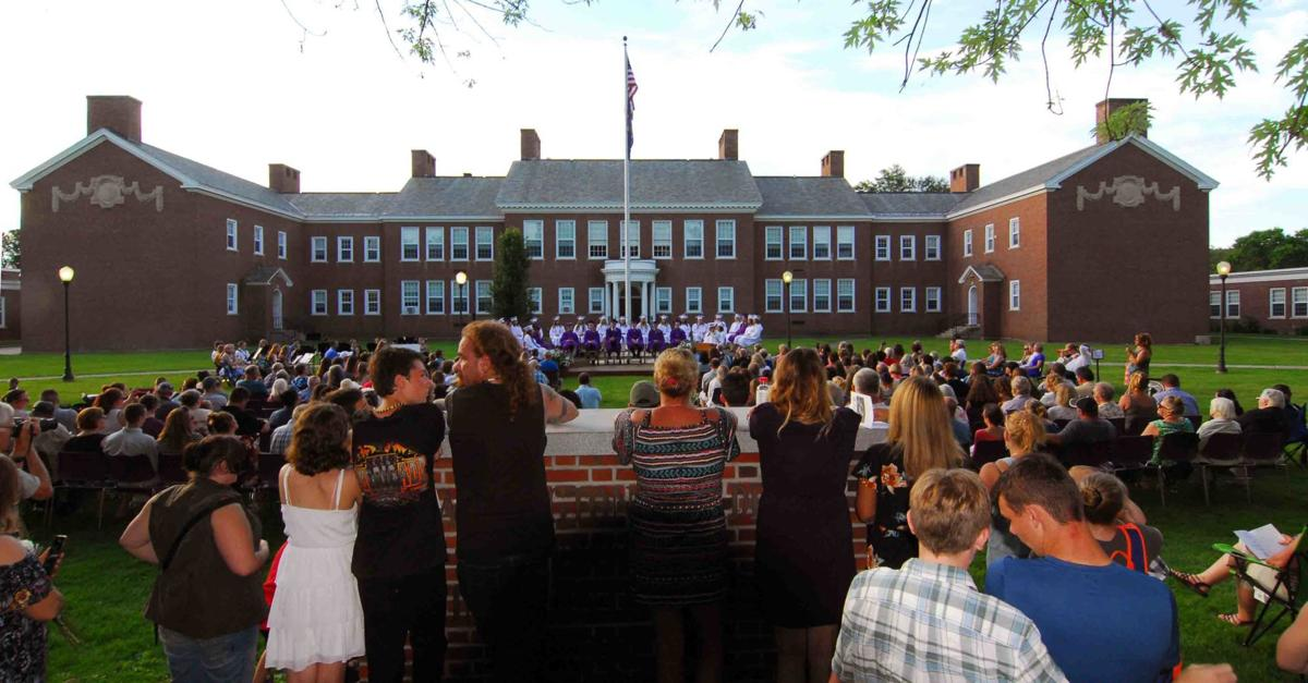 Salem Central School graduation