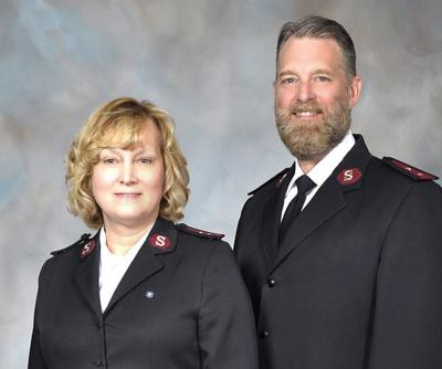 Salvation Army captains