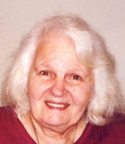 Bertha Marie (Lewis) Ingraham