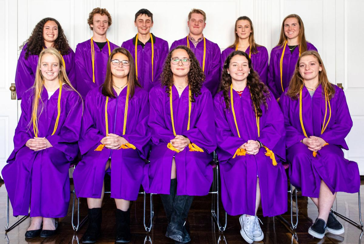 Salem students inducted into honor society