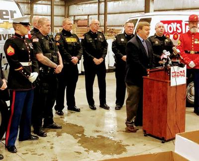 Toys for tots sheriffs