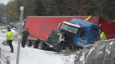 Truck crash fouls Route 4 traffic in Fort Ann | Local