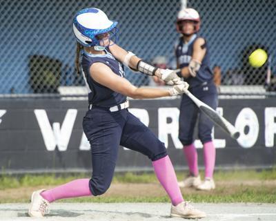 Softball: Glens Falls at Lake George