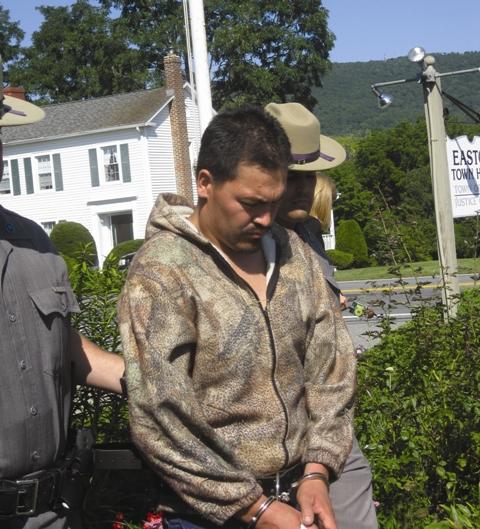 Jimenez arraignment