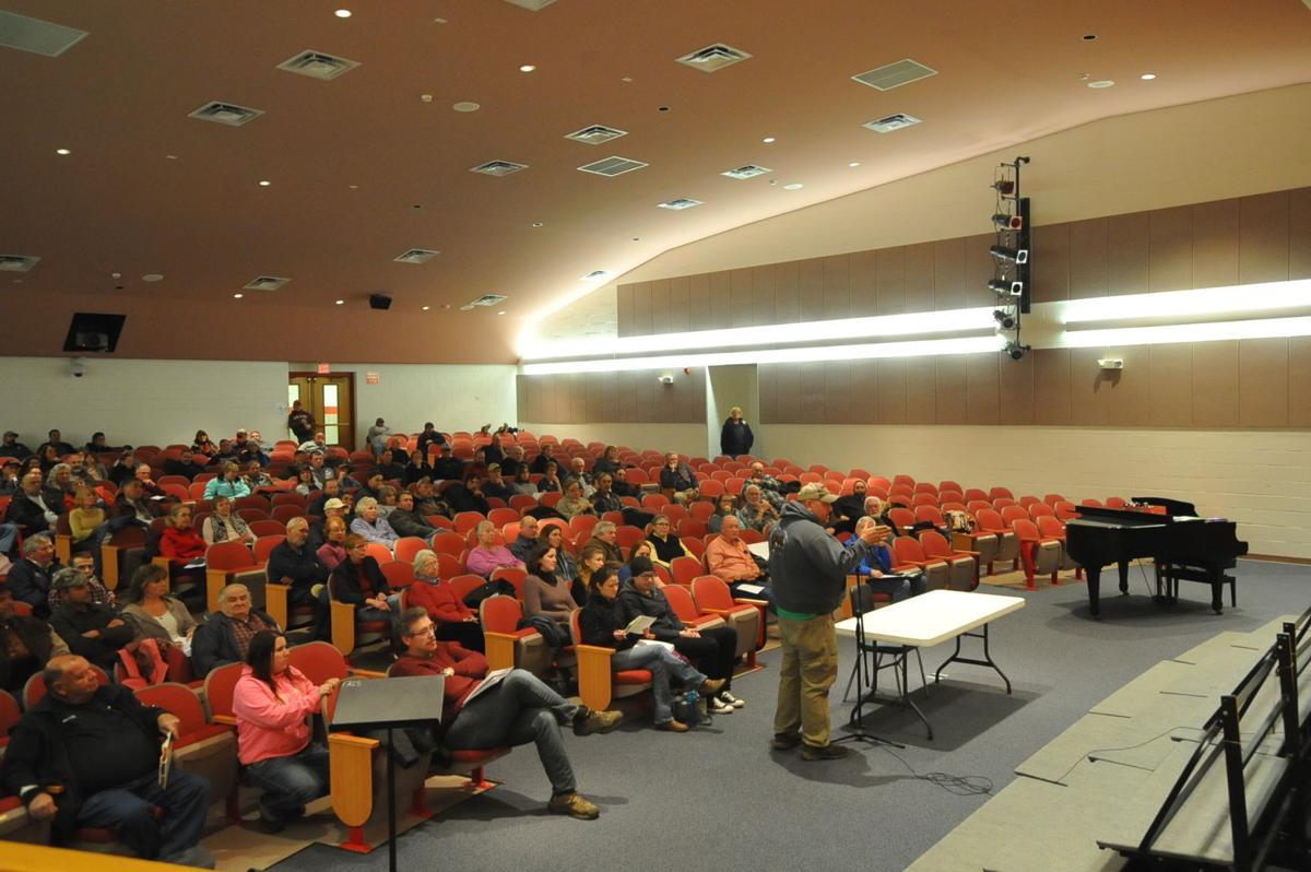 Fort Ann meeting