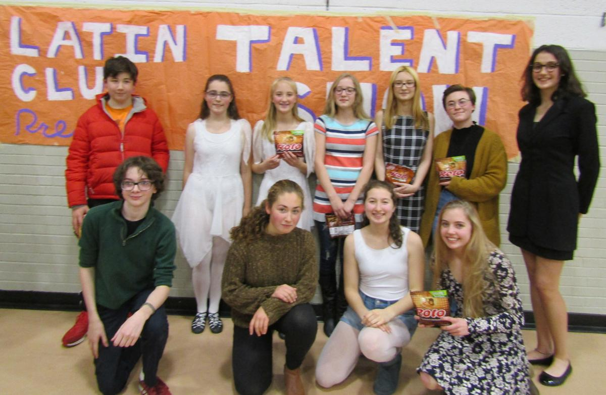 Cambridge school hosts talent show