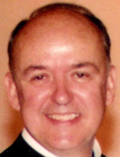 The Rev'd Fred-Munro Ferguson