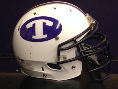 Ticonderoga helmet