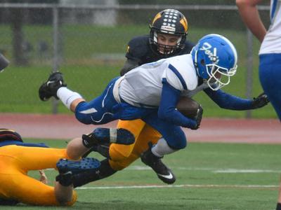 Football: Warrensburg vs. Fort Edward