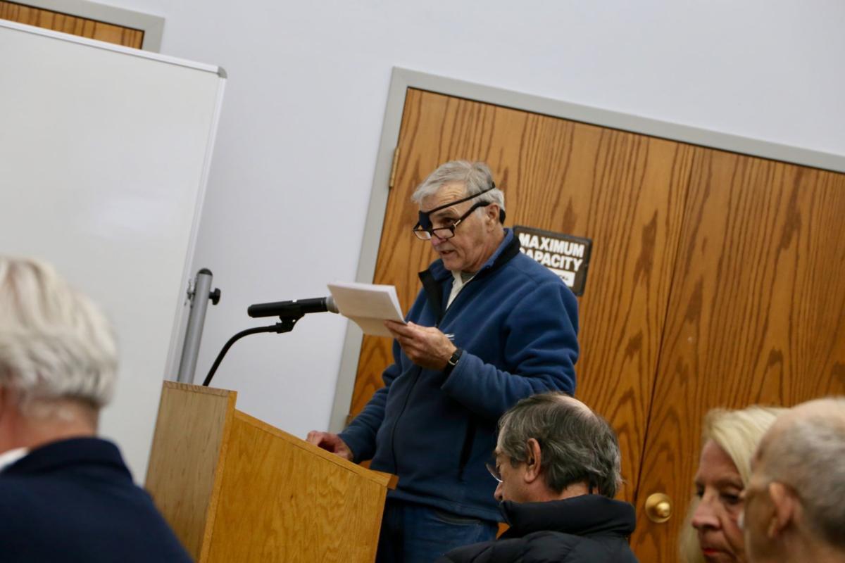 Bolton public hearing