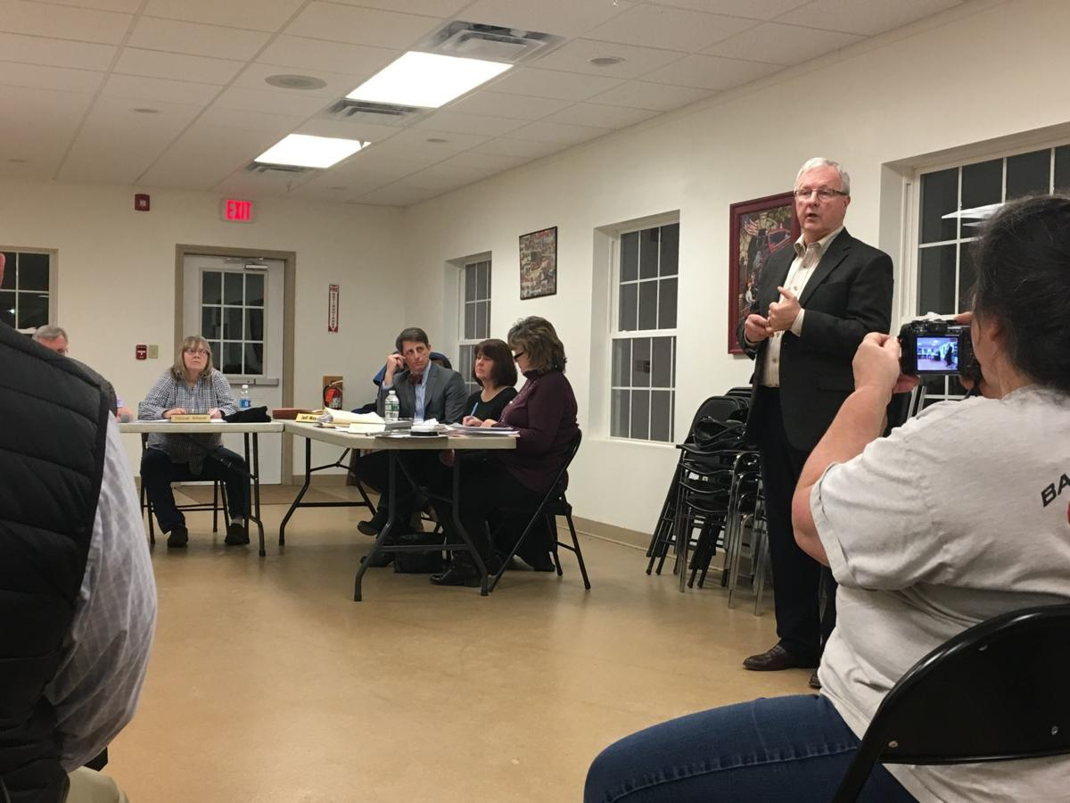 Town Board meeting