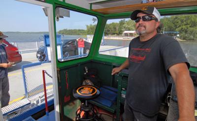 Ticonderoga ferry