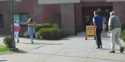 Warrensburg voters head to polls