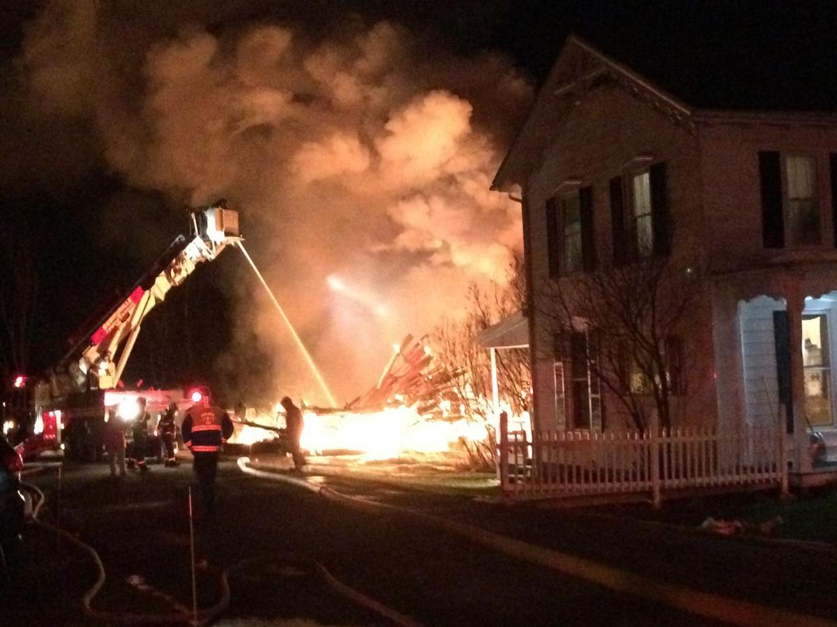 Schuylerville fire