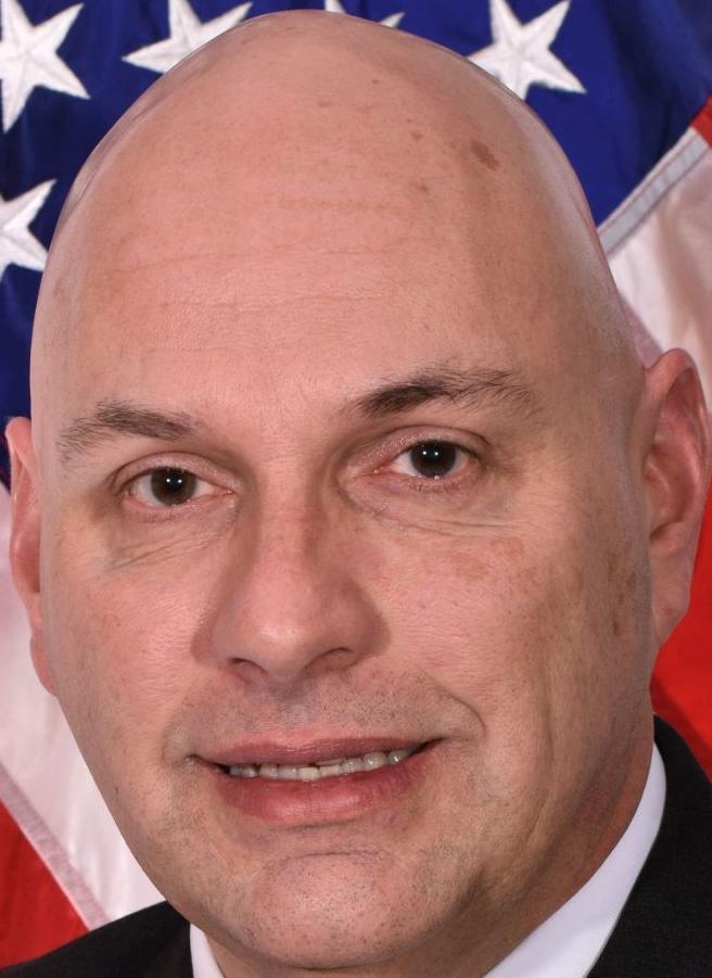 Warren County Undersheriff Shawn Lamouree