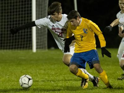 Boys soccer: Queensbury vs. South High