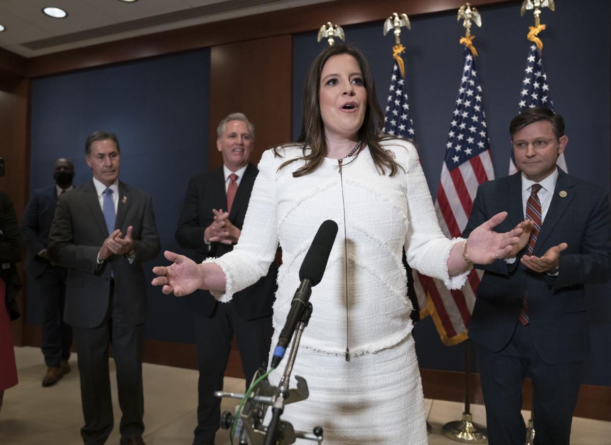 APTOPIX Congress Divided Republicans