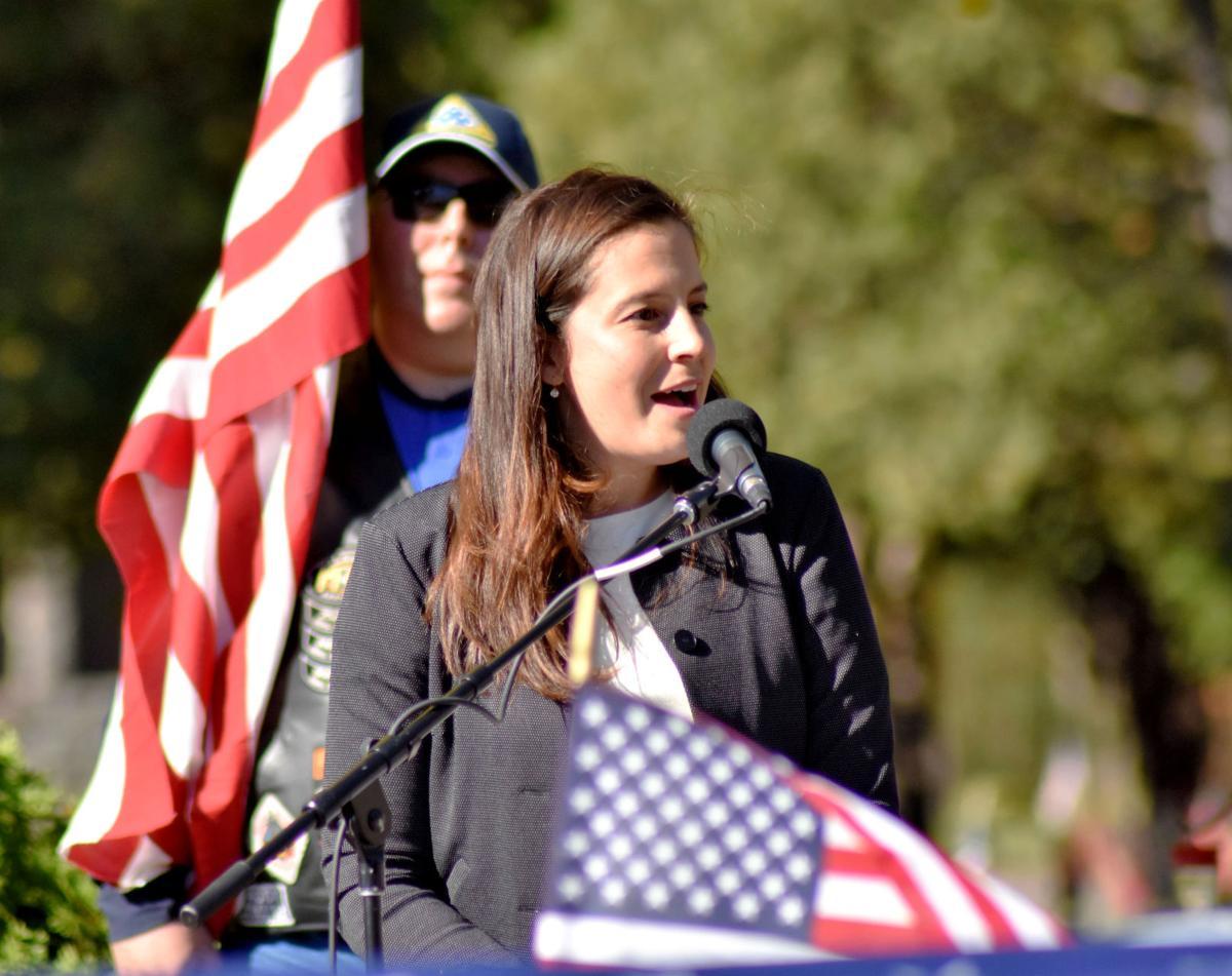 Rep. Elise Stefanik, R-Willsboro