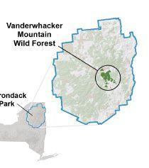 Vanderwhacker map