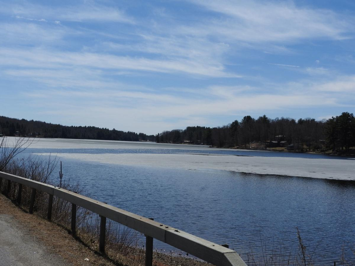Hadlock Pond dam