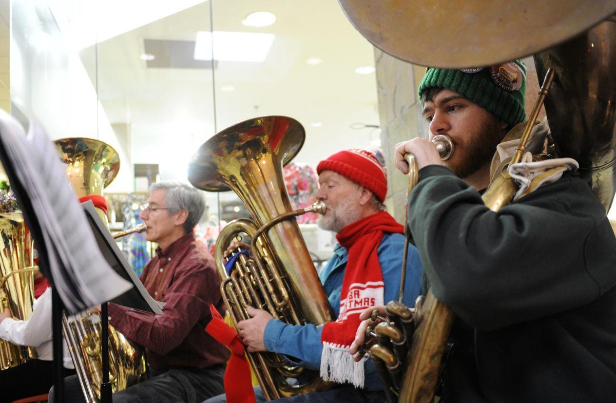 Tuba Christmas Performance