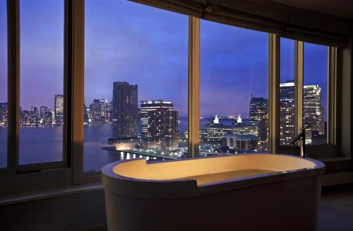 Hotels with view of NYC