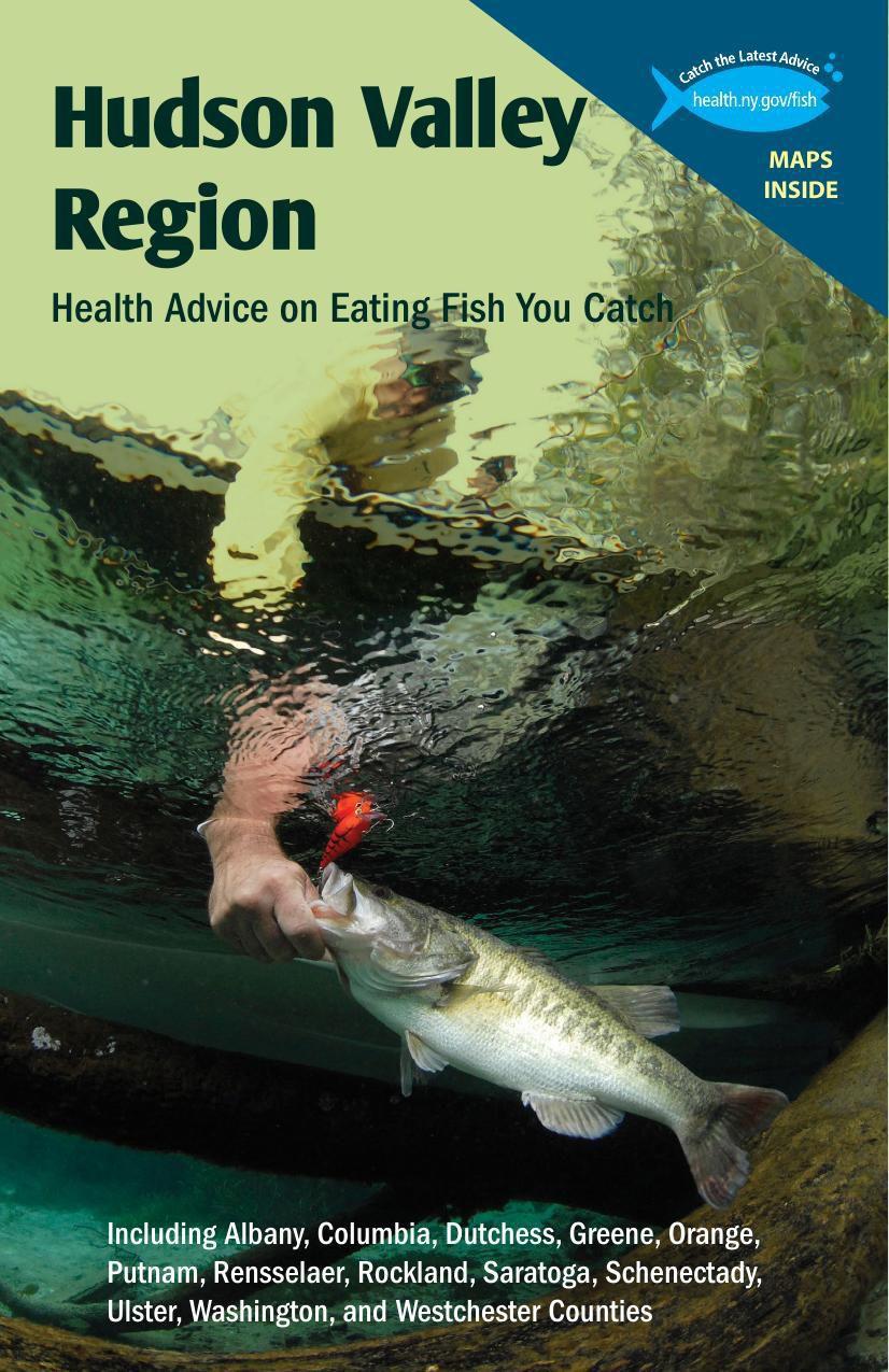 Fish eating advisories