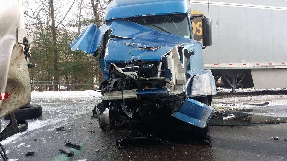 Accident Closes Part Of I 540 In Raleigh – Desenhos Para Colorir