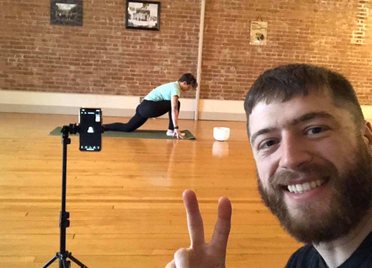 Fitness studios take business online