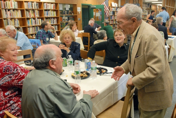 Holocaust survivors reunite with their rescuers